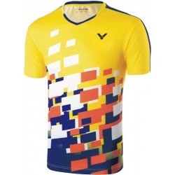 Victor Shirt Malaysia Unisex yellow 6428-20