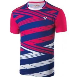 Victor Shirt Korea Unisex pink 6448-20