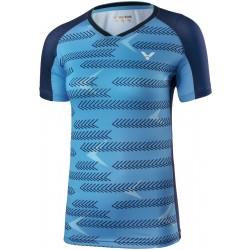 Victor Shirt International Female blue 6649-20