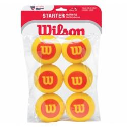 Wilson Starter skumbold 6stk-20