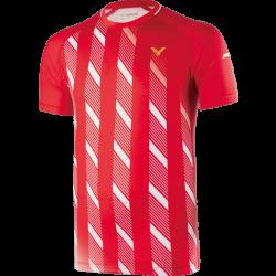 Victor Shirt Denmark Unisex red 6599-20