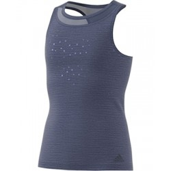 adidas girls Dotty Tank-20