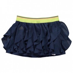 adidas girls Frilly Skirt blue-20