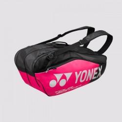 YONEX BAG 9826 black/pink-20