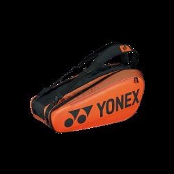 Yonex Pro Racketbag 6pcs 92026EX cobber orange-20