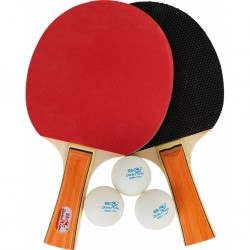 Double Fish Table Tennis Set