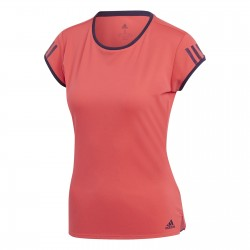 adidas Club 3 stripes Tee Woman-20