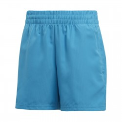 adidas Boys club shorts cyan-20