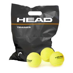 HEAD Trainer polybag 6 dusin (72 bolde)-20