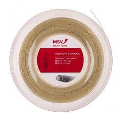 MSV Soft Control Tennis String 200m-20