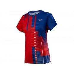 Victor T-shirt T-96000TD Female Malaysia Team-20
