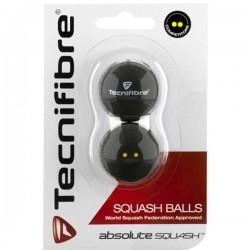 Tecnifibre Squash balls x 2-20