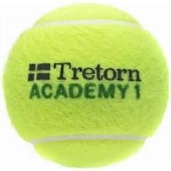Tretorn Academi 1 grøn 3 bolde-20