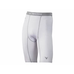 VICTOR Compression Short SP202 white-20