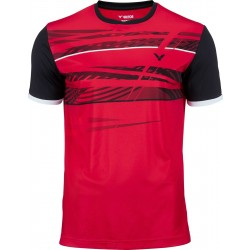 Victor T-shirt Function Unisex red 6069-20