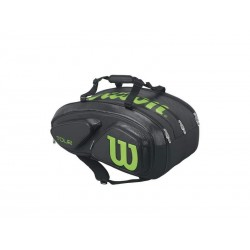 Wilson Tour V 15 pack black/lime-20