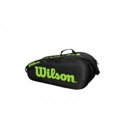 Wilson Team 2 COMP black/green-20