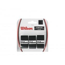 Wilson pro overgrip Black-20