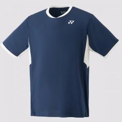 Yonex mens crew neck shirt indigo navy-20