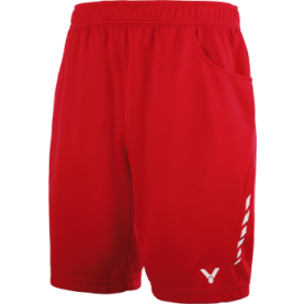 Victor Shorts Denmark red 4628-20