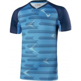 Victor Shirt International Unisex blue 6639-20