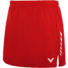 Victor Skirt Denmark red 4618-03