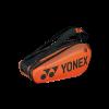 Yonex Pro Racketbag 6pcs 92026EX cobber orange-09