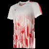 Victor Denmark Team Mens T-shirt 2020 white/red-06