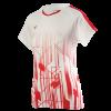 Victor Denmark Team Women T-shirt 2020 white-08