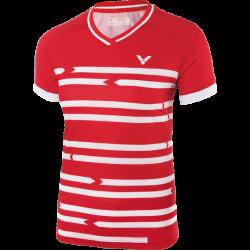 Victor Shirt Denmark Female red