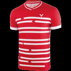 Victor Shirt Denmark Unisex red