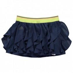 adidas girls Frilly Skirt - blue