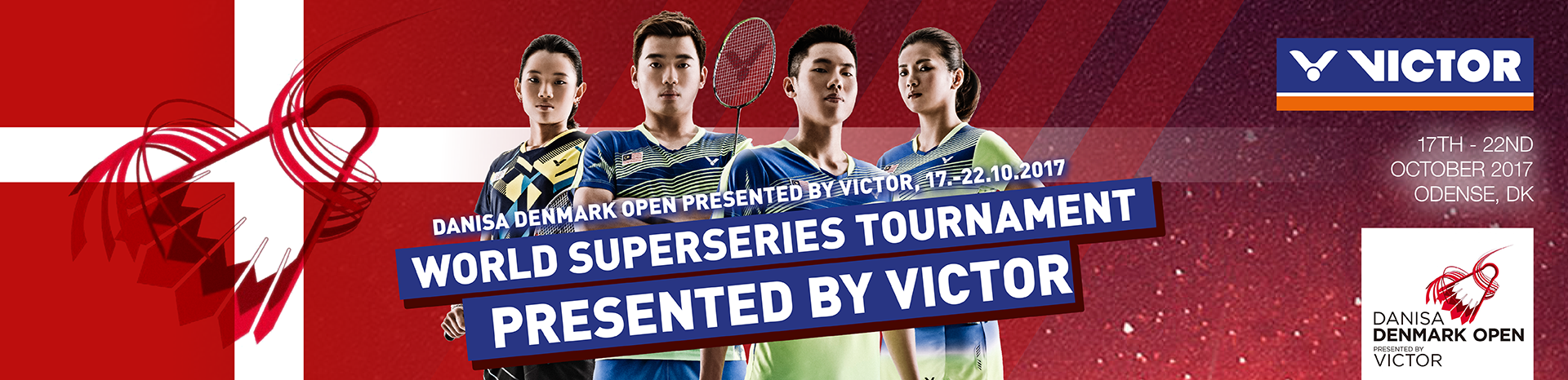 World superseries tournament presented by victor