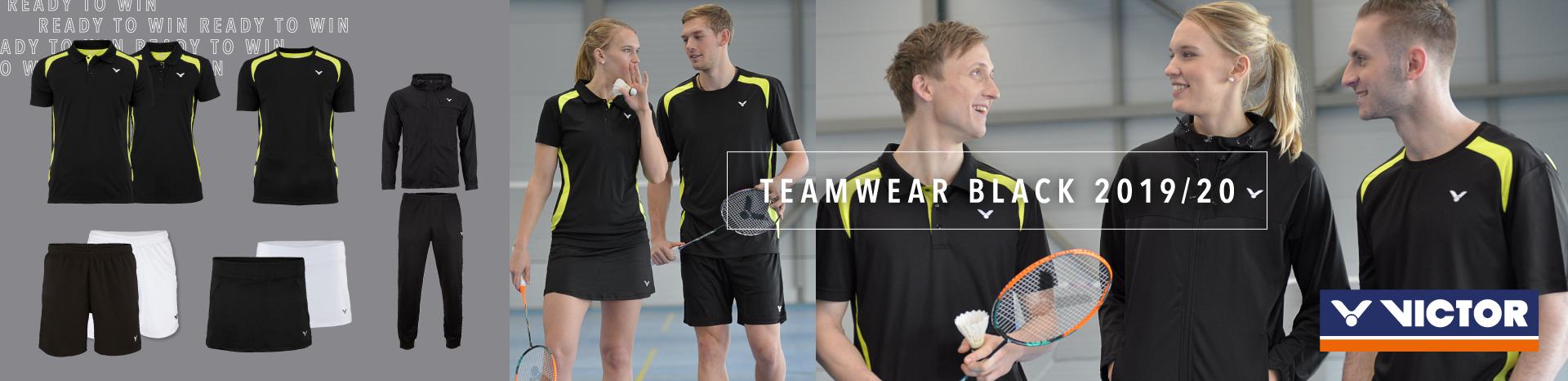 Victor Teamwear black