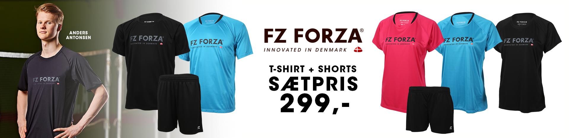 FZ Forza sæt
