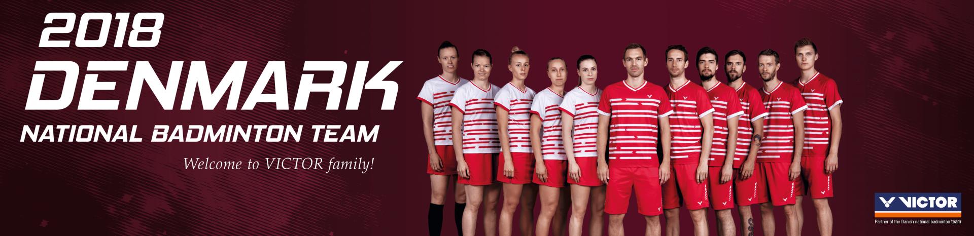 Denmark National Teamwear players