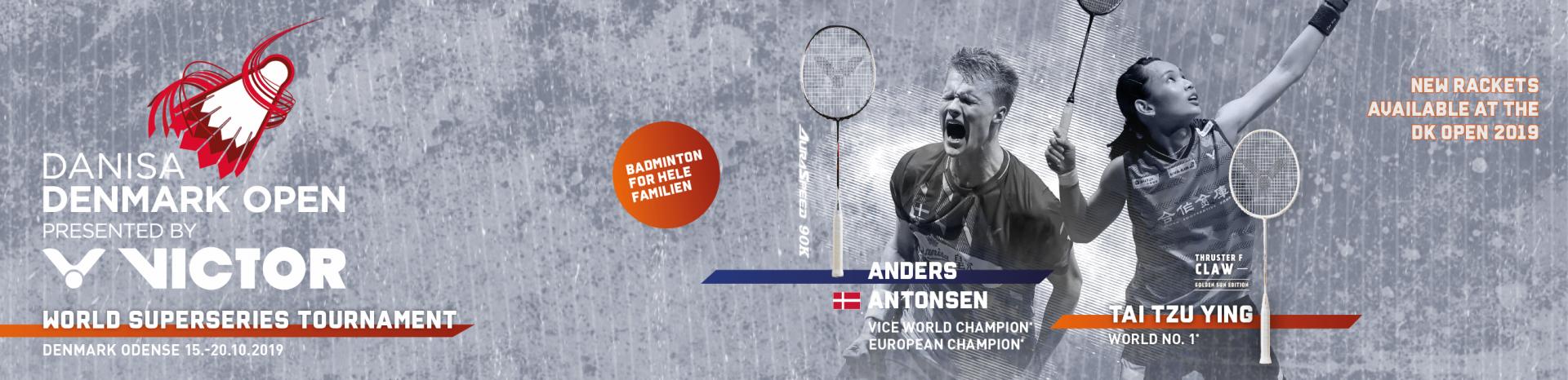 Denmark Open 2019